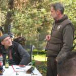 Bernd und  Dirk beim Fachgespräch III