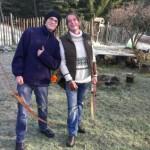 Erik und Bernd 12/2013